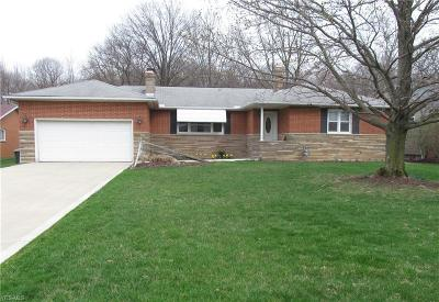 Strongsville Single Family Home For Sale: 8171 Litto Dr