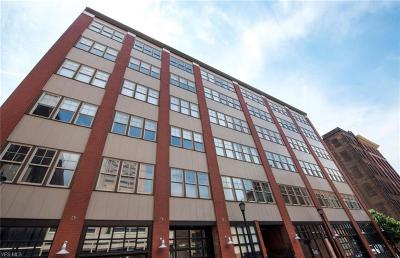 Cleveland Condo/Townhouse For Sale: 1260 West 4th St #304
