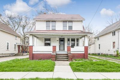 Lorain OH Single Family Home For Sale: $39,900