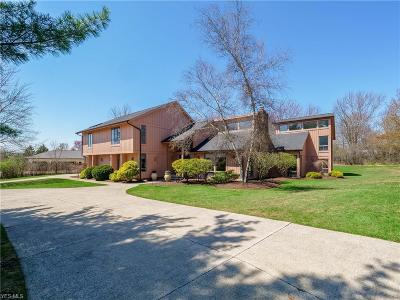 Pepper Pike Single Family Home Active Under Contract: 2480 Cedarwood Road