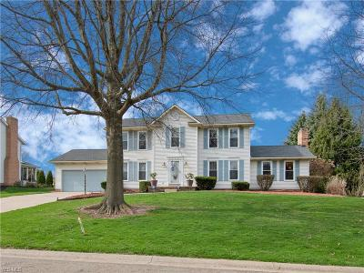 Stark County Single Family Home For Sale: 3512 Cornwall Dr Northwest