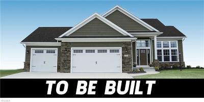 Massillon Single Family Home For Sale: 5088 Glen Elm Cir Northwest
