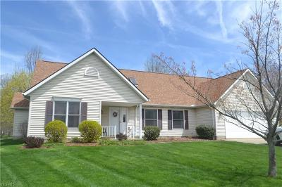 Strongsville OH Single Family Home For Sale: $269,900