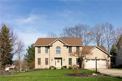 Strongsville OH Single Family Home For Sale: $319,900