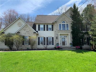 Chagrin Falls Single Family Home Contingent: 18375 Bayberry Dr