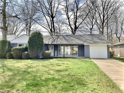 Parma Single Family Home For Sale: 6332 Springwood Rd