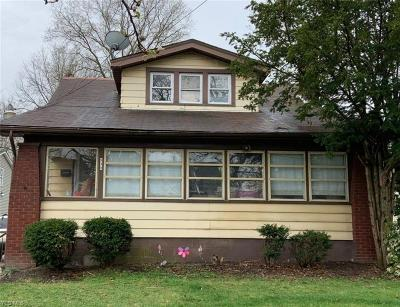 Struthers Single Family Home Active Under Contract: 140 Como