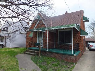 Cleveland Single Family Home For Sale: 5708 Vandalia Ave