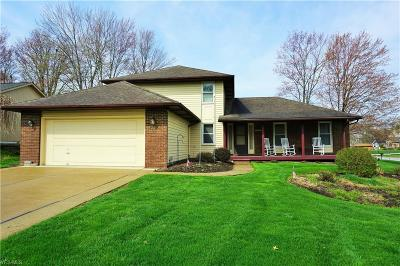 Strongsville OH Single Family Home For Sale: $229,000