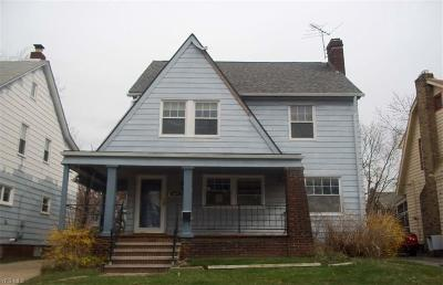 Cleveland Single Family Home For Sale: 3515 Northcliff Rd