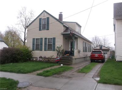 Cleveland Single Family Home For Sale: 3600 Beyerle Rd