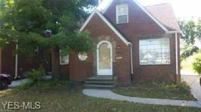 Cleveland Single Family Home For Sale: 16208 Biltmore Rd