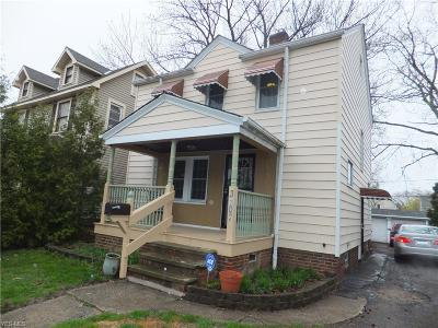 Cleveland Single Family Home For Sale: 3807 West 133rd St