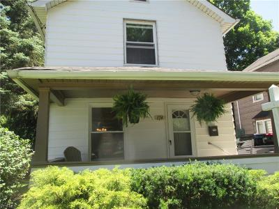 Mahoning County Single Family Home For Sale: 174 Poland Ave