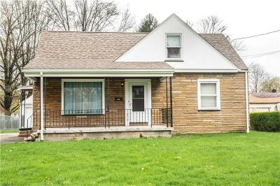 Mahoning County Single Family Home For Sale: 4659 Canterbury Ln
