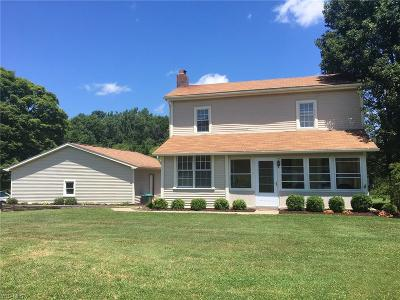 Mahoning County Single Family Home For Sale: 11930 North Palmyra Rd
