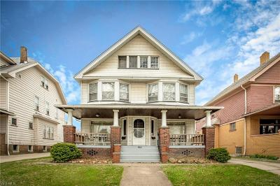 Cleveland Multi Family Home For Sale: 2202 West Blvd
