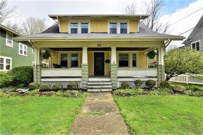 Chagrin Falls Single Family Home For Sale: 447 East Washington St