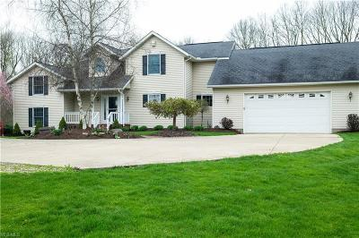 Massillon Single Family Home For Sale: 10048 Forty Corners Rd Northwest