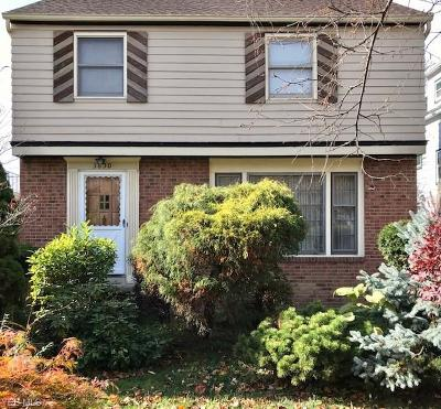 Cleveland Single Family Home For Sale: 3630 Lindholm Rd
