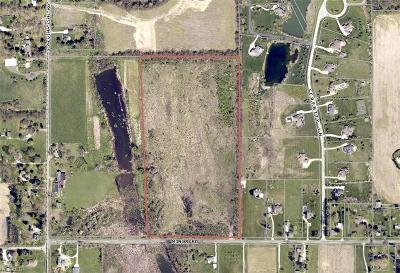 Copley Residential Lots & Land Contingent: 4533 Minor Rd