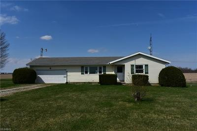 Huron County Single Family Home Contingent: 1056 Baseline Rd East
