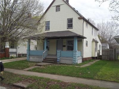 Cleveland Multi Family Home For Sale: 3441 West 56th St