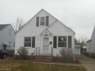 Cleveland Single Family Home For Sale: 14308 Montrose Ave