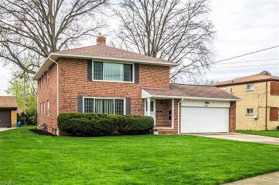 Rocky River Multi Family Home For Sale: 1676 Southbend Drive