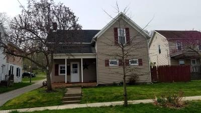 Guernsey County Single Family Home For Sale: 710 Grant Ave