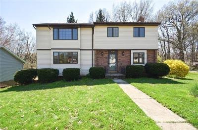 Massillon Single Family Home For Sale: 1813 Woodbine Cir Northeast