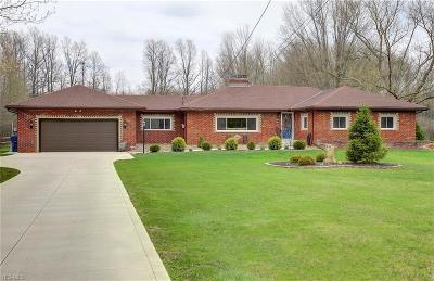 Single Family Home Contingent: 7747 Bronson Rd