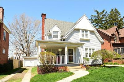 Single Family Home Contingent: 17000 Truax Ave