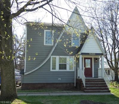 Cleveland Single Family Home For Sale: 18202 Marcella Rd