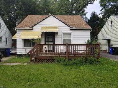 Cleveland Single Family Home For Sale: 4240 East 114 St