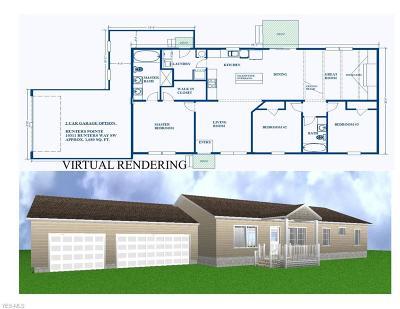 Massillon Single Family Home For Sale: 3077 Carmont Ave Southwest