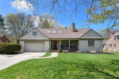 Westlake Single Family Home Contingent: 1270 East Melrose Dr