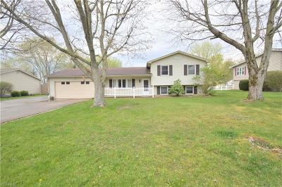 Warren Single Family Home Active Under Contract: 2621 Lydia Drive