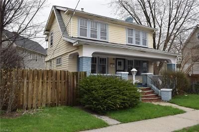 Cleveland Single Family Home For Sale: 963 Paxton Rd