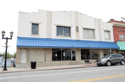 Guernsey County Commercial Active Under Contract: 1023 Wheeling Avenue