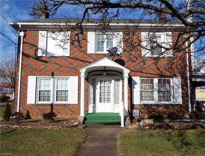 Canton Multi Family Home For Sale: 123 30th St Northeast