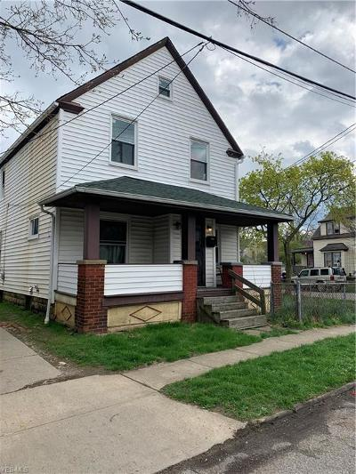 Cleveland Multi Family Home For Sale: 3545 West 48th St