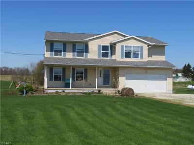 Ashland County Single Family Home Contingent: 12 Township Road 1400