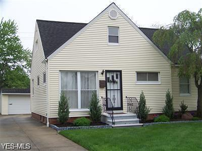 Cleveland Single Family Home For Sale: 12423 Woodward Blvd