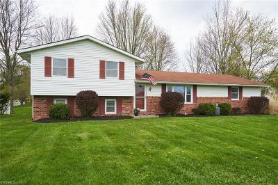Stark County Single Family Home For Sale: 11245 Tritts St Northwest