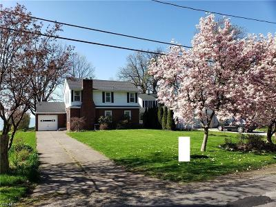 Madison Single Family Home For Sale: 6569 Lake Rd