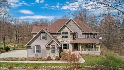 Chagrin Falls Single Family Home For Sale: 10560 Auburndale Rd