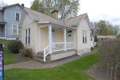 Zanesville Single Family Home For Sale: 441 Adair Ave