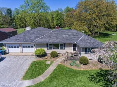 Single Family Home For Sale: 25434 Briarwood Dr