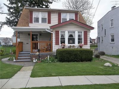Lorain Single Family Home For Sale: 1158 W 5th Street